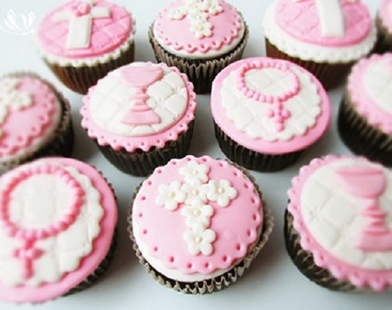 Cupcake de Lith de Chocolat