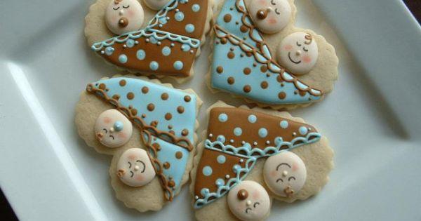 Increíbles galletas de Pinterest