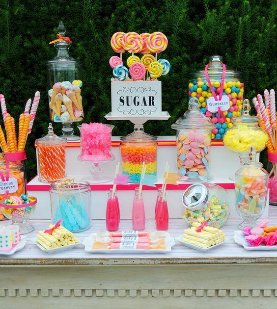 Mesa dulce de EnFemenino.com