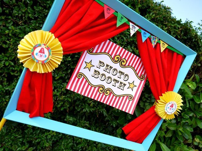 Fotocall ideas divertidas para fiestas infantiles - Ideas fiesta cumpleanos infantil ...