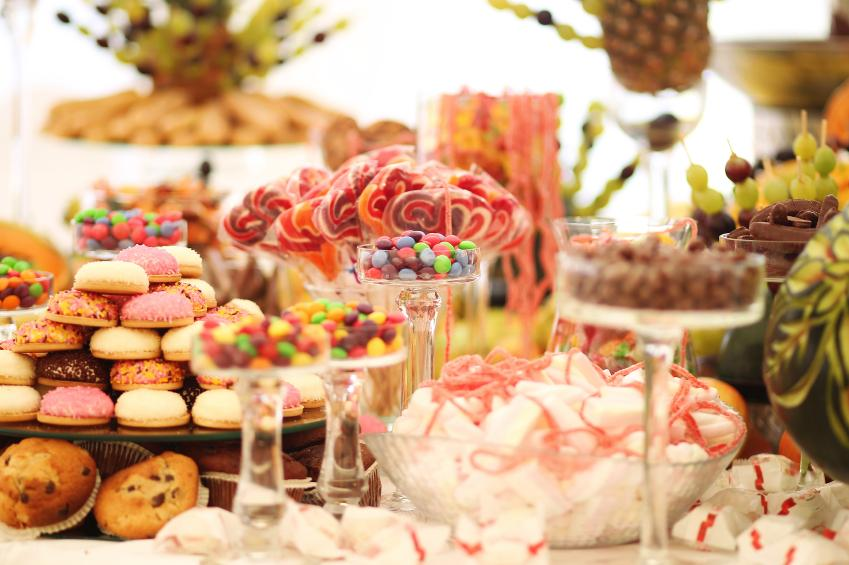 Ideas para Candy bar