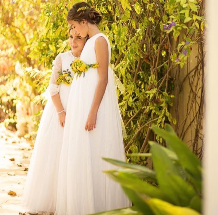 Elegir vestido Primera comunión