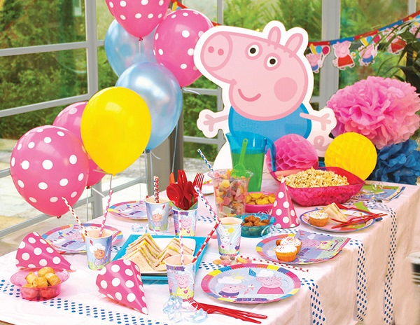 Ideas Para Un Cumpleaños Inspirado En Peppa Pig Piccola Festa