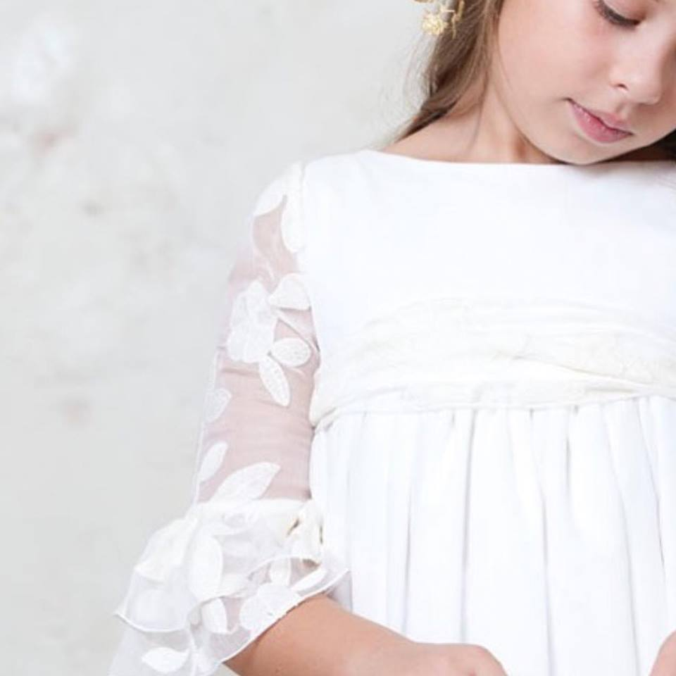 Fotos de vestidos para la comunion