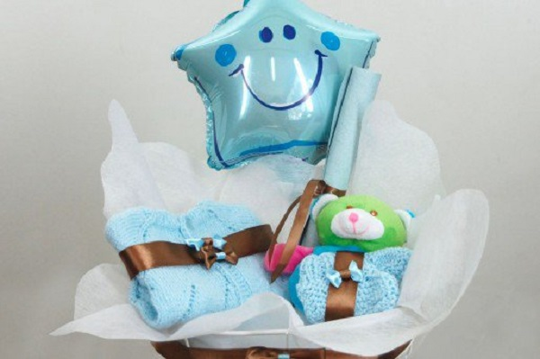 Regalos tradicionales para baby shower