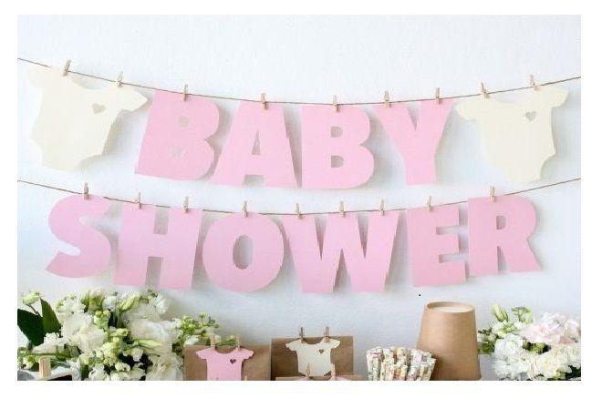 Awesome Finest Opciones Para Decorar De Forma Original Un Baby Shower  Piccola Festa With Decoracin De Baby Shower With Decoracion Baby Shower.