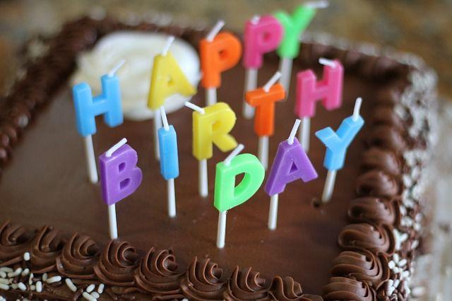 Organizar cumpleaños