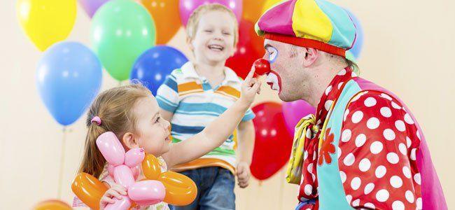 Supervición y animación de fiesta infantil