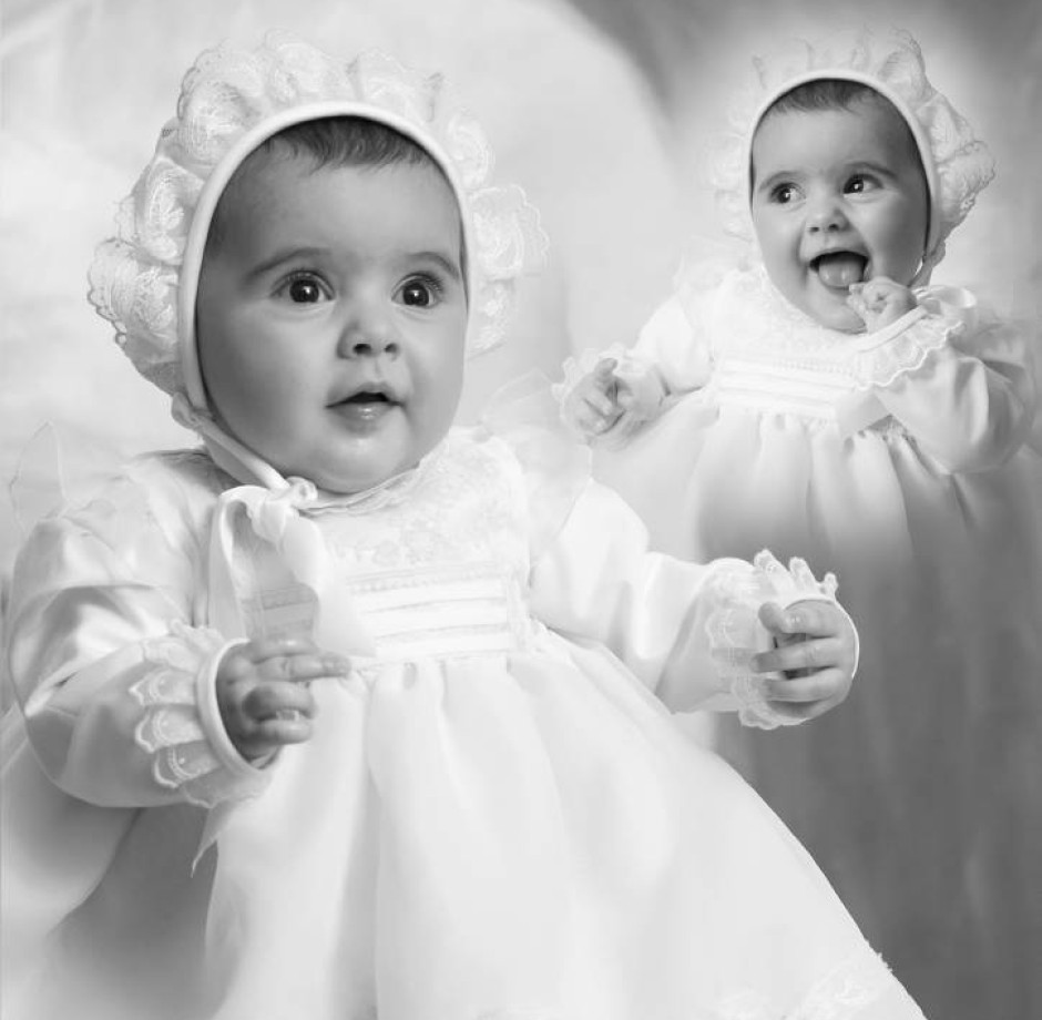 fotografías de bautizo