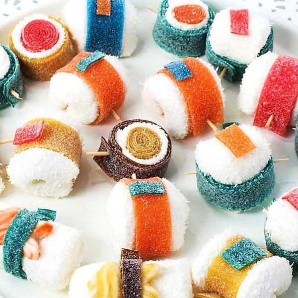 Postres para mesa dulces
