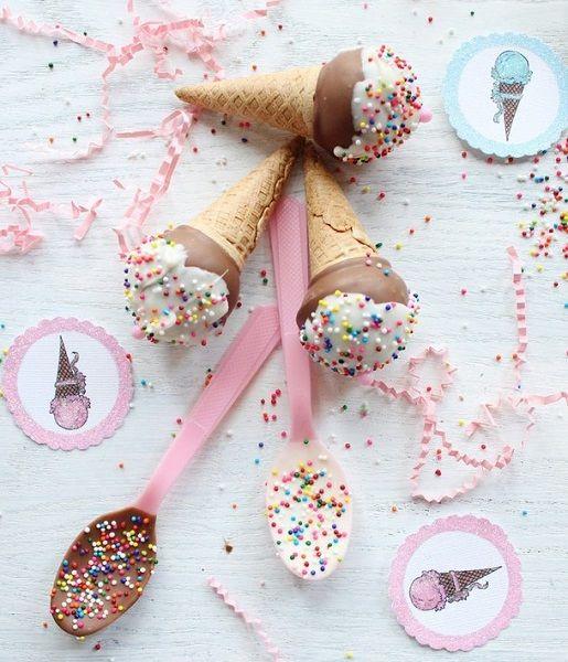 Ideas creativas para mesas dulces