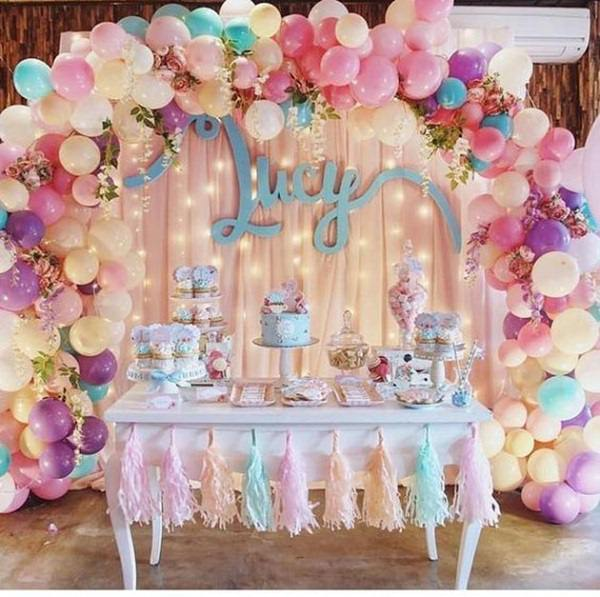 Ideas para decoración baby shower