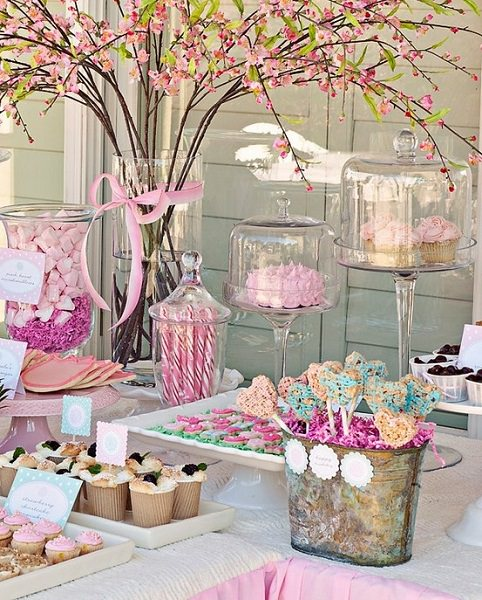 Ideas de decoración baby shower
