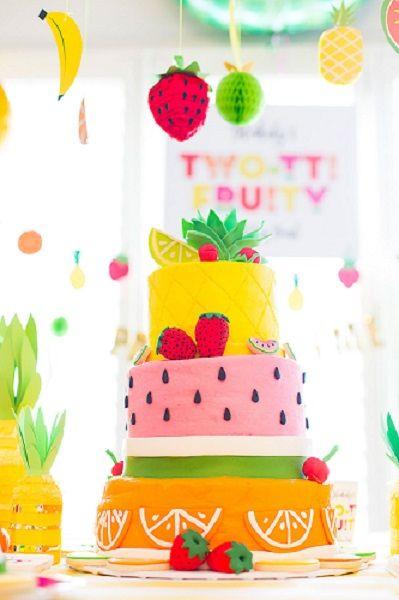 Ideas tarta de fiesta temática