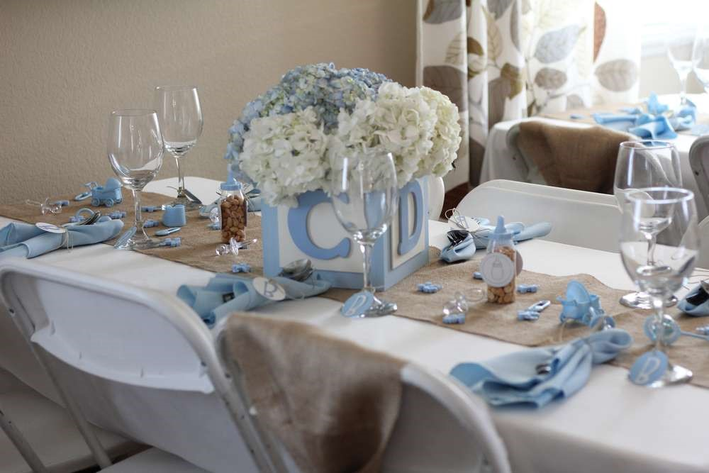 Tips para un baby shower en restaurante