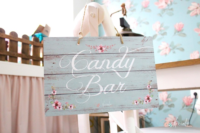 Ideas para candy bar