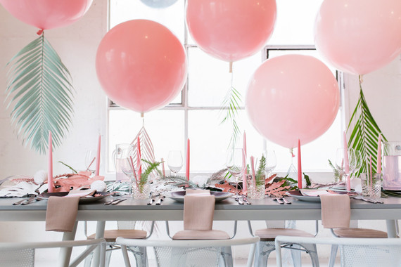 Inspiración para decorar un baby shower