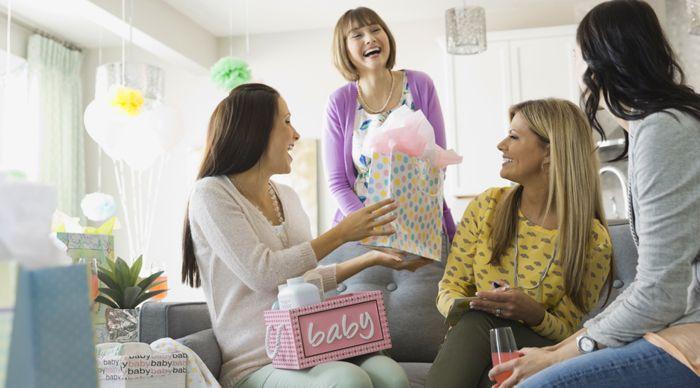 Consejos para Organizar baby shower
