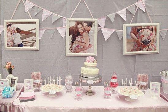 Cmo decorar salones para baby shower Piccola Festa
