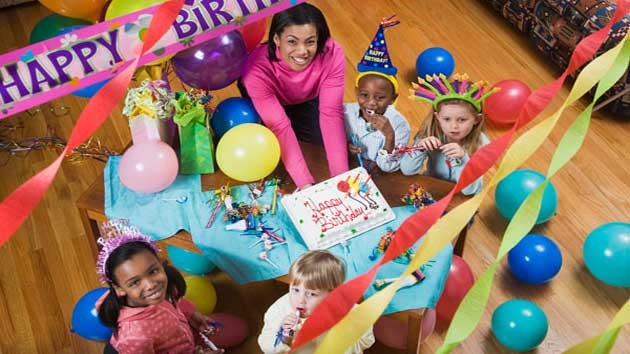 Ideas y tips para fiestas infantiles