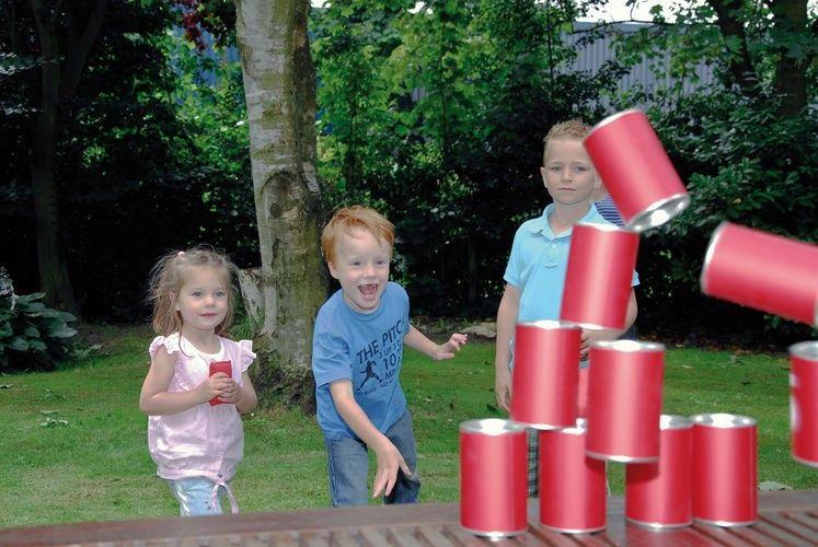 Consejos para animar fiesta infantil