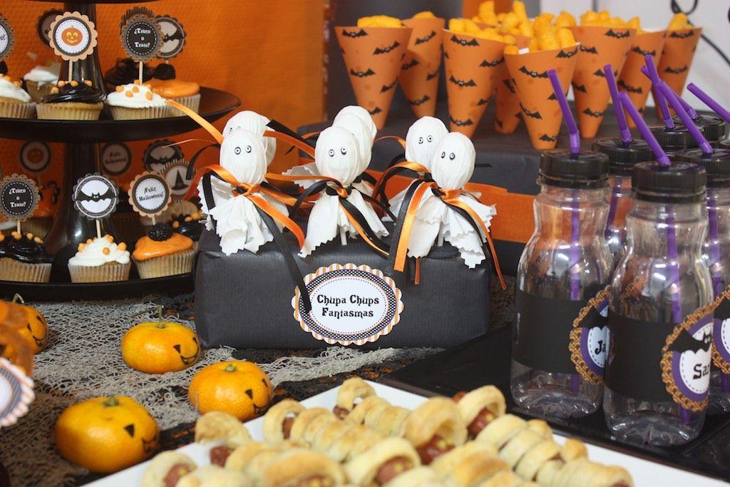 Ideas para organizar fiesta de Halloween en casa