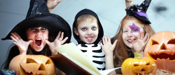 Diversión y juegos para Halloween