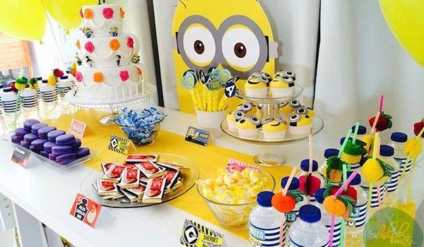 Ideas para cumpleaños en casa