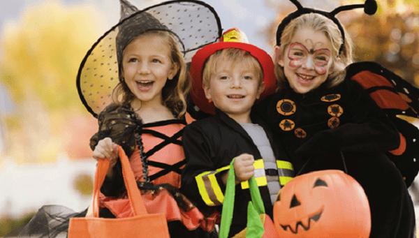 Opciones de juegos de Halloween