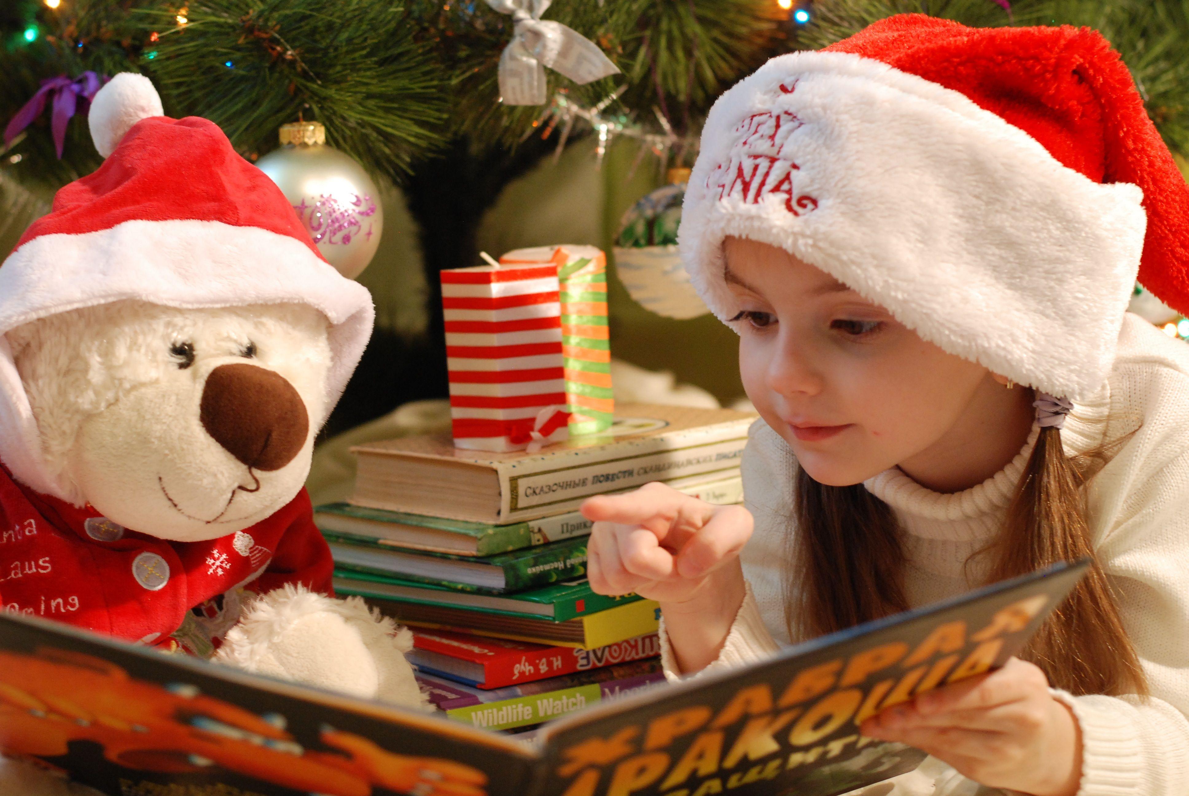 fiesta de navidad para niños