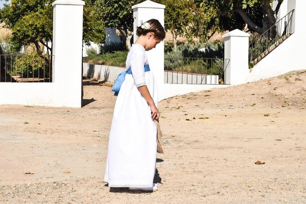 Tendencias en vestidos para Primera Comunión
