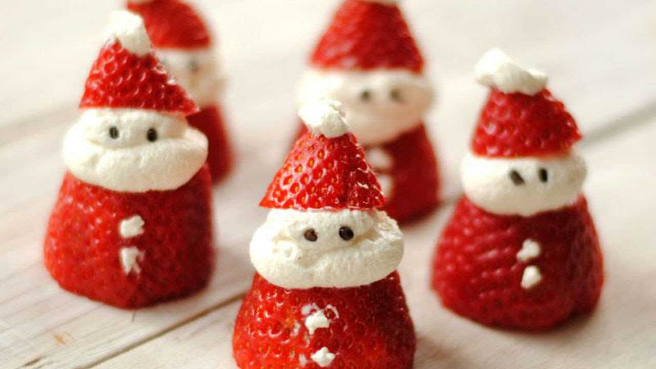 Ideas para postres navideños