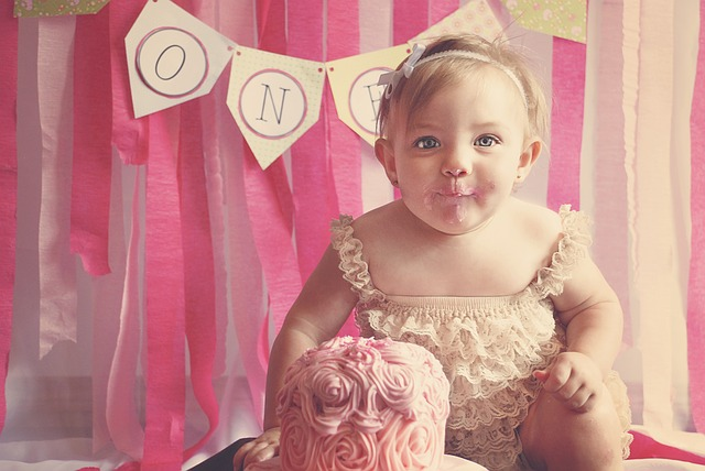 Fotos graciosos 1er cumpleaños
