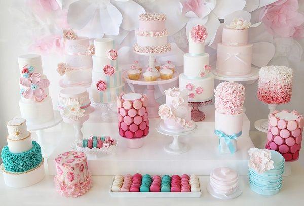Opciones para Candy Bar