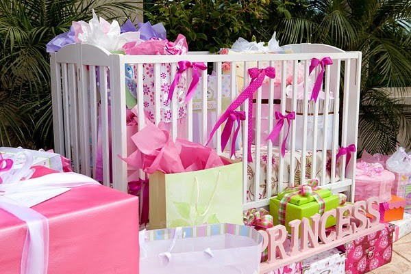 Ideas para regalar en un baby shower