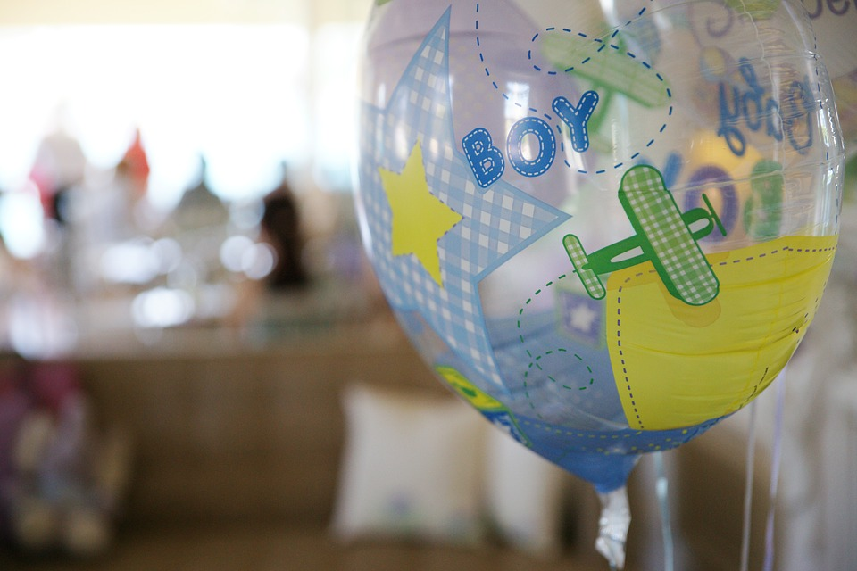 Baby Shower Originales