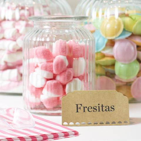 Ideas para decorar un candy bar