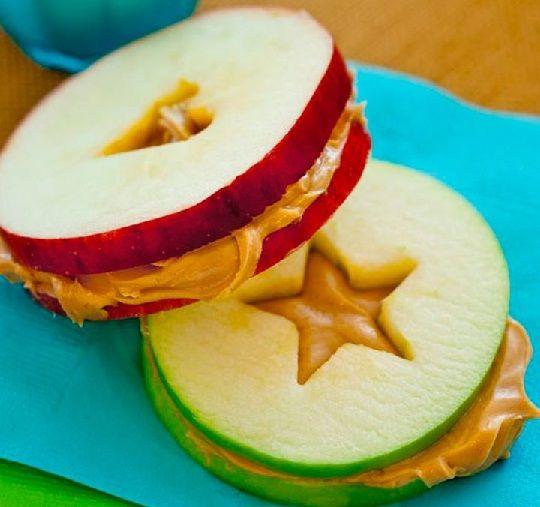 Ideas para Snacks para fiestas infantiles