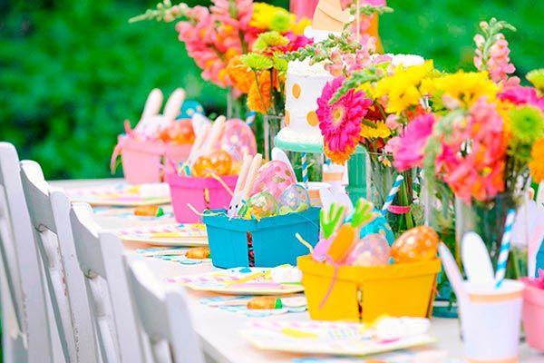 Ideas para Fiesta de pascua