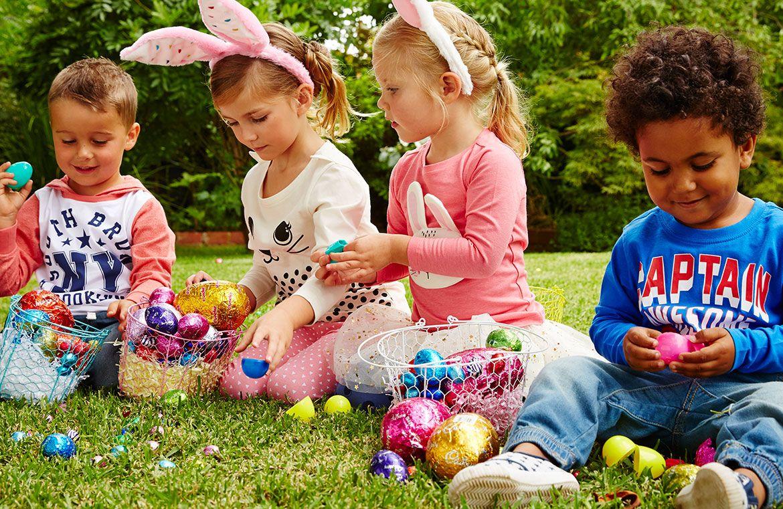 Ideas para juegos de Pascua