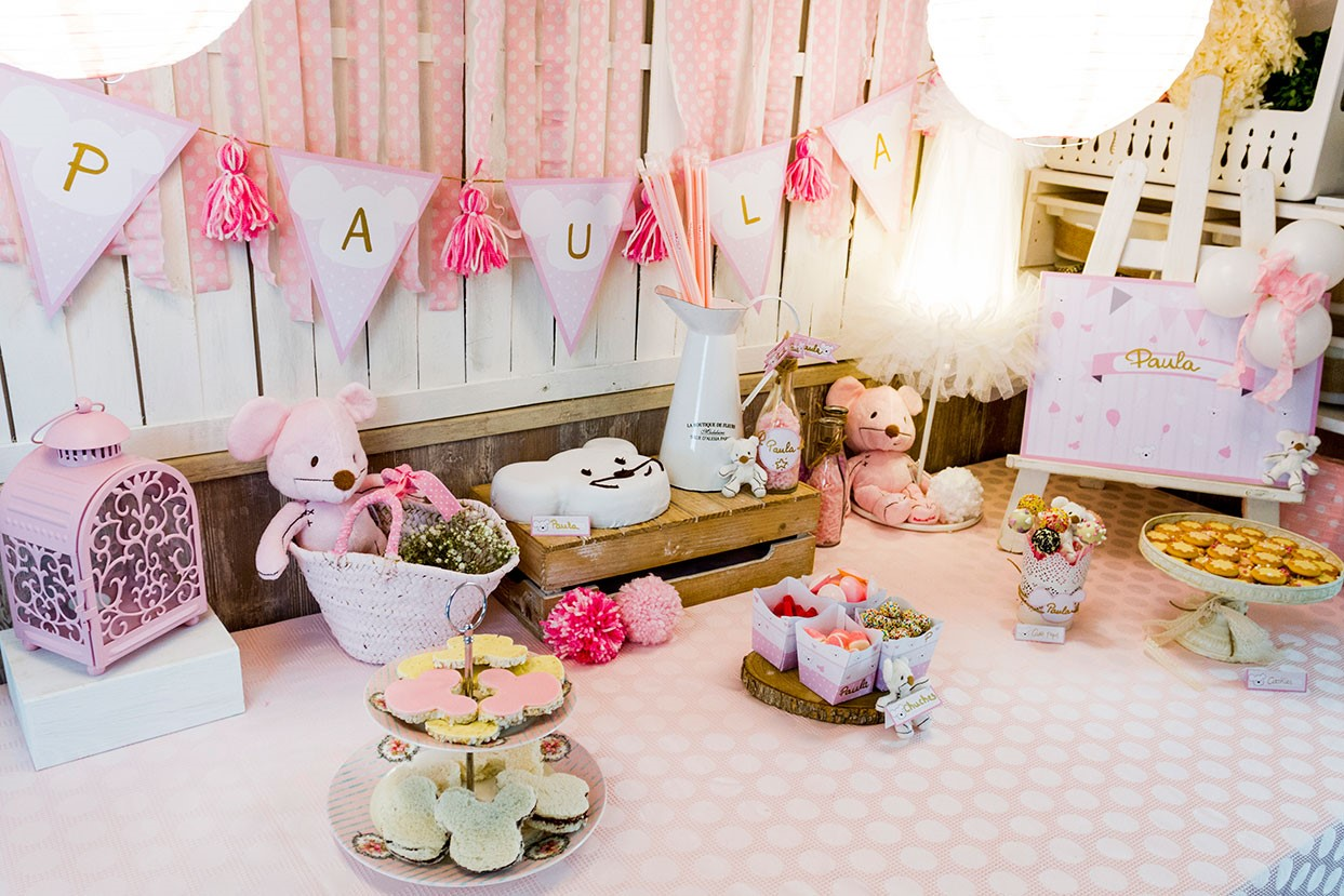 Ideas para organizar baby shower