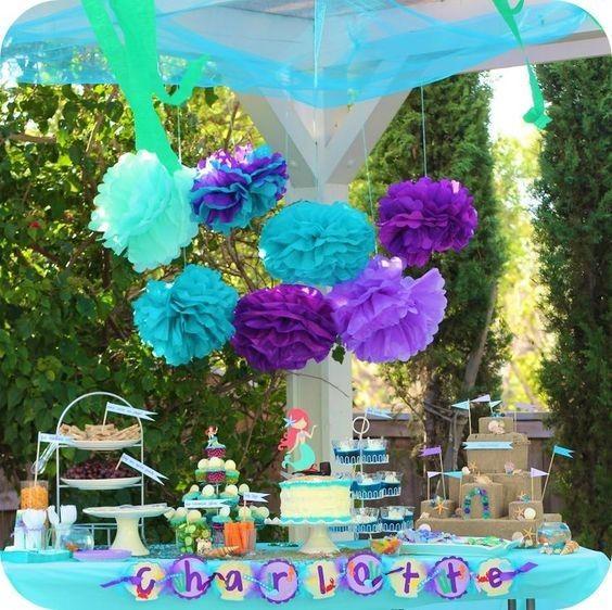 Ideas para decorar un candy bar