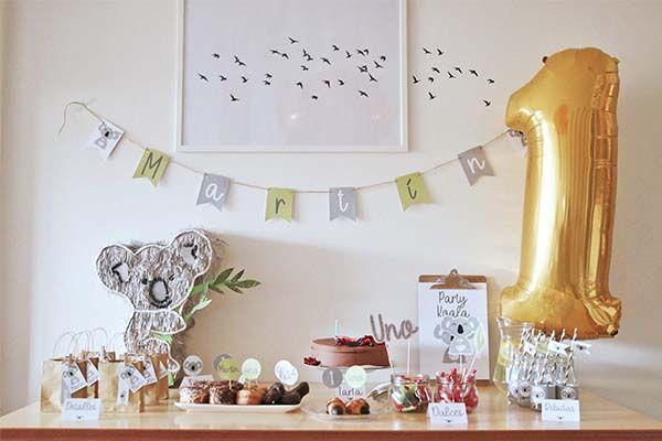 Papelería para fiestas de cumpleaños