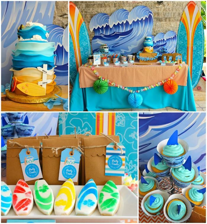 Baby shower playero