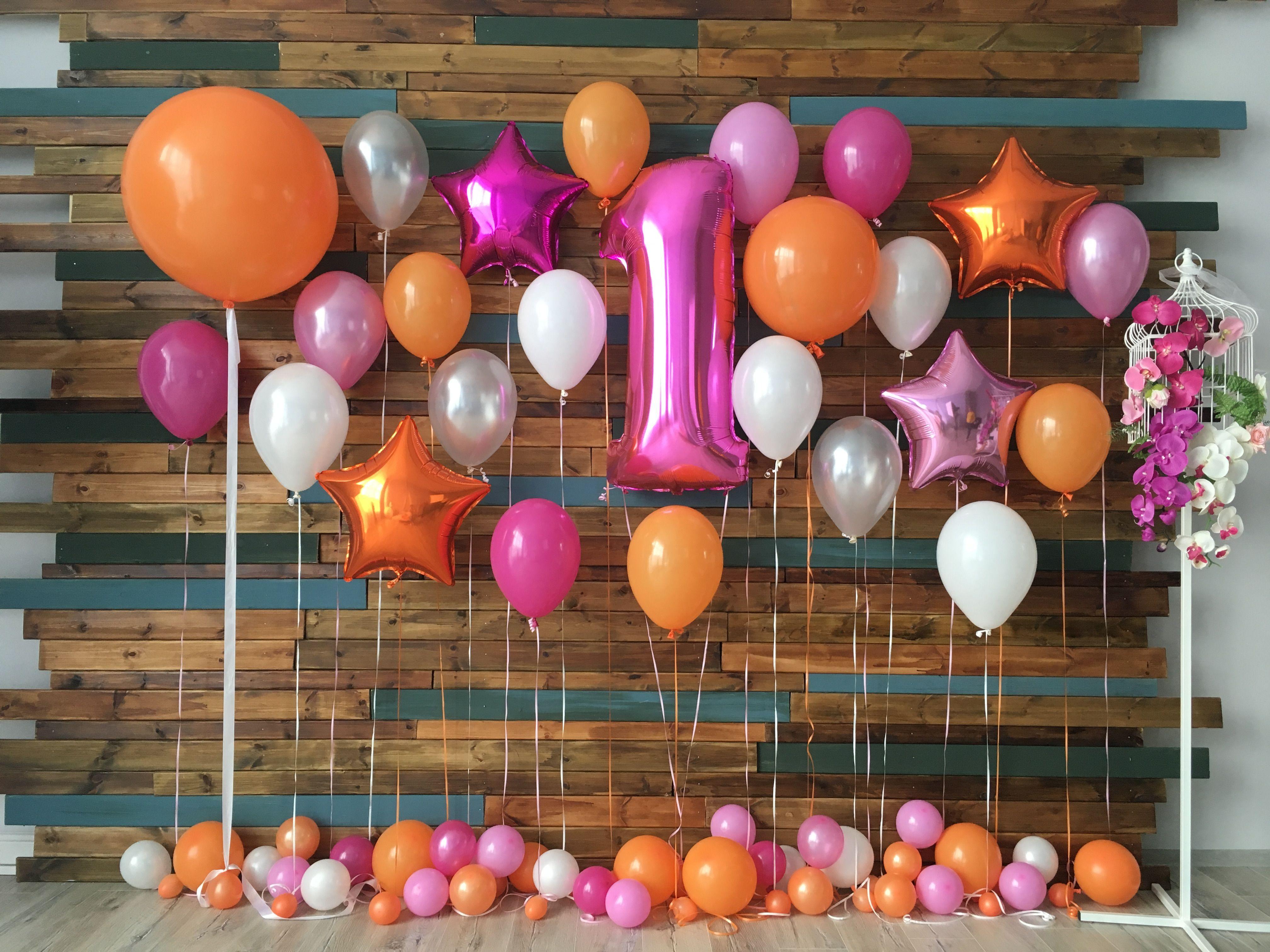 Decorar fiesta infantil con globos