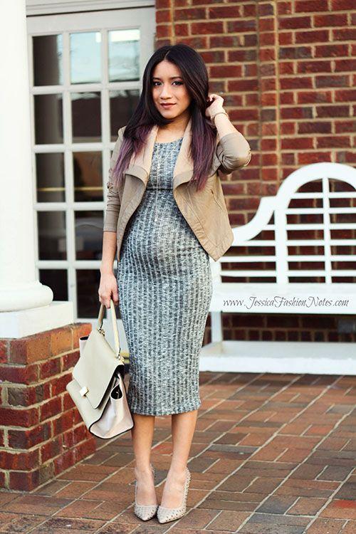 Vestidos para mamá estilo midi