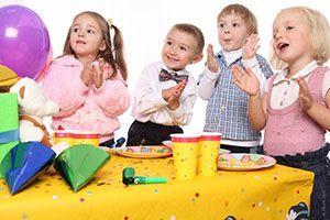Ideas para cumpleaños de los pequeños