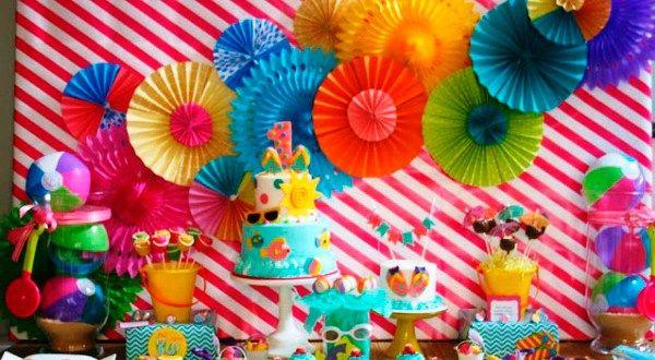 Ideas para fiesta de verano