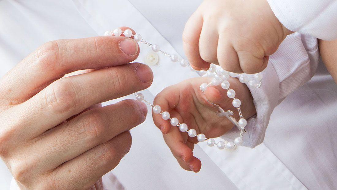 Claves para planiticar un bautizo