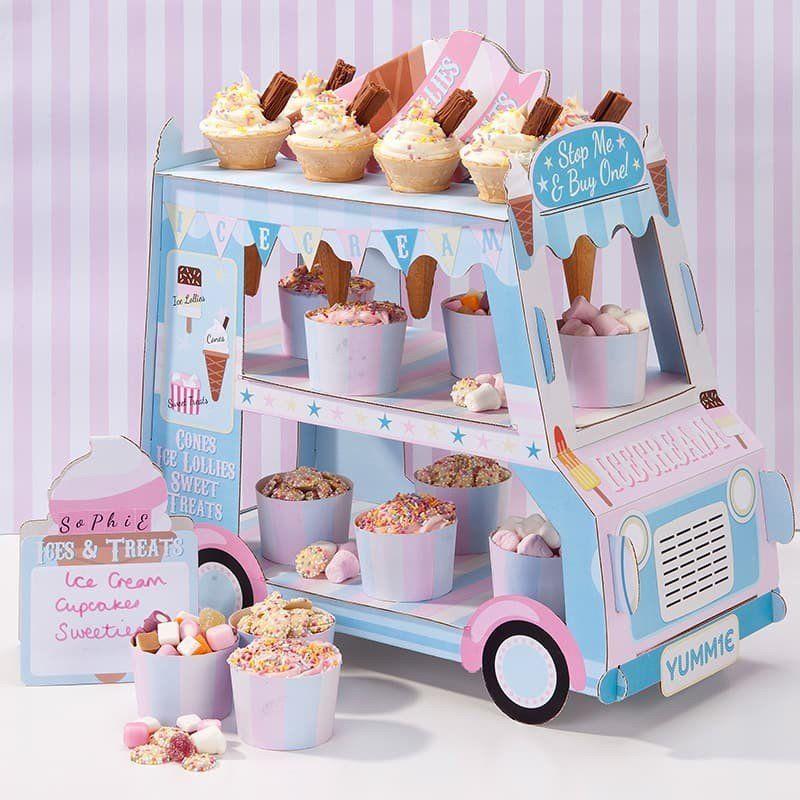 carros para helados